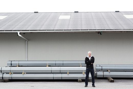 Lars Alm, VD Lajac AB